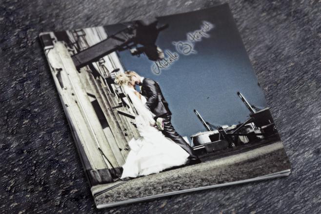 Fotobøger med blødt omslag