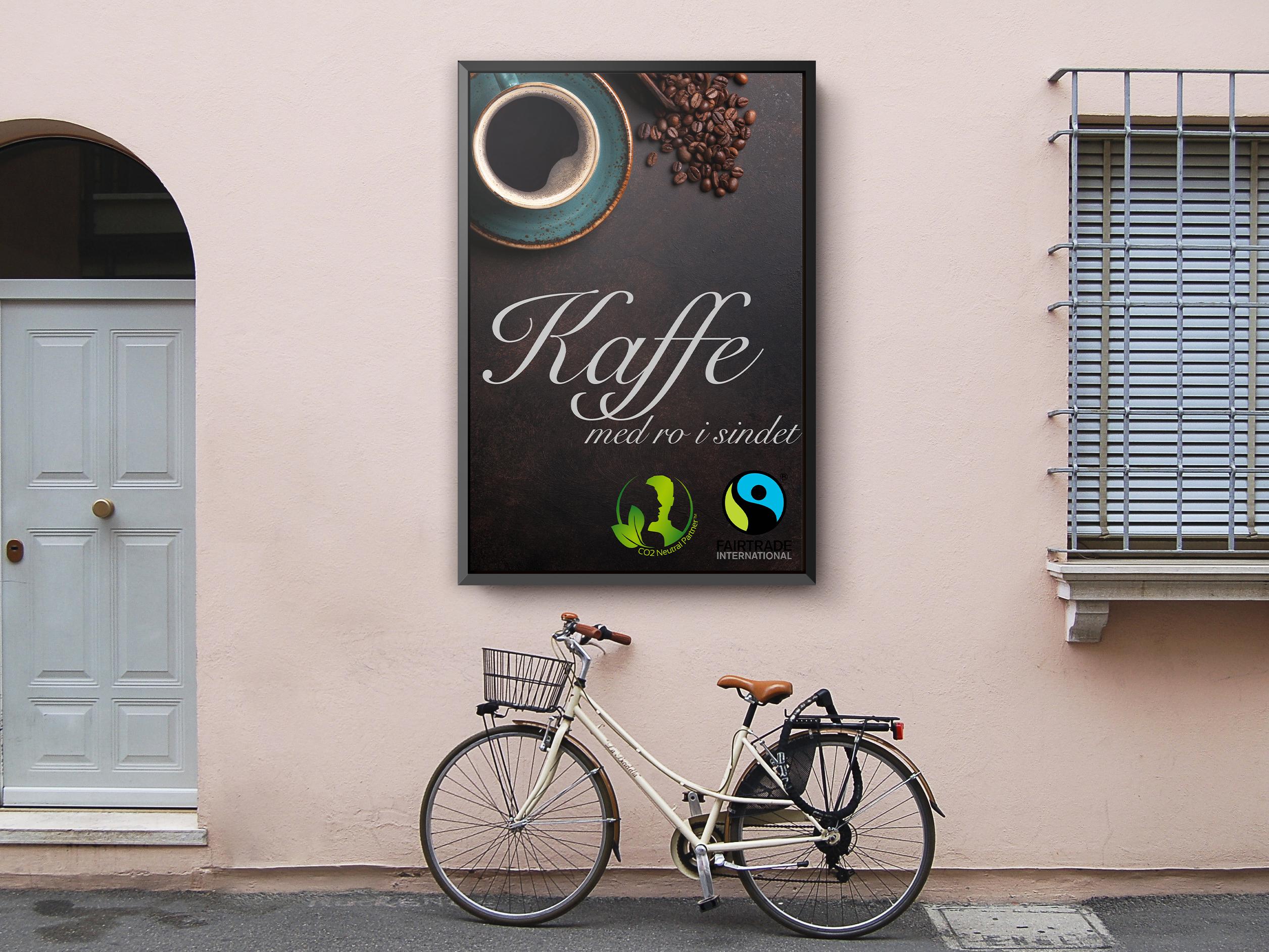 Udendørs plakat